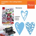 Marianne Design Creatables hearts