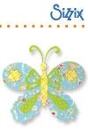 Sizzix Bigz die butterfly