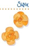 Sizzix Bigz die flower layers centers
