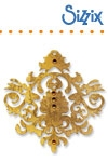 Sizzix Sizzlits die baroque ornament