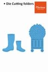 Marianne Design Creatables boots buxes