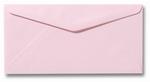 15 Envelop DL 11x22 CM Roma Lichtroze