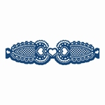 Tattered Lace Adoringly Ornate Edge (ACD267)