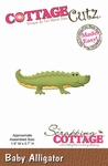 CottageCutz Baby Alligator (CC-003)