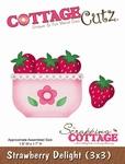 CotageCutz Strawberry Delight (CC3x3-094)