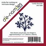 Die-Namites Leafy Flourish (DN-1049)