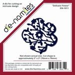 Die-Namites Delicate Flower (DN-1011)