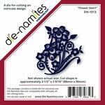 Die-Namites Flower Swirl (DN-1013)