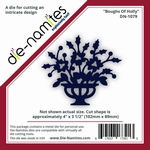 Die-Namites Boughs Of Holly (DN-1079)