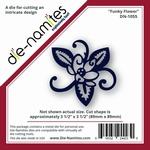 Die-Namites Funky Flower (DN-1055)