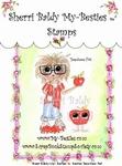 Teachers Pet Clear Rubber Stamp