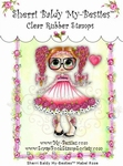 Mable Rose Clear Rubber Stamp