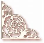 Specialty die - Rose Corner