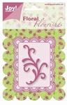 6003/0003 Cutting mal - Floral Flourishes - Swirl 2