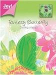 6003/0013 Stencil Mery vlinders rond