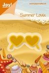 6002/0175 Cutting & Embossingmal - Summer Lovin - Zonnebril