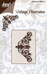 6003/0015 Cutting mal - Vintage Flourishes - Hoek
