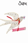 Sizzix Bigz Die flying bird