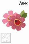 Sizzix Bigz die flower #4