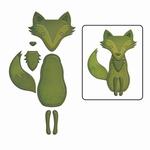 Die D-Lites S2-193 Forest Fox
