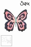 Sizzix thinlits die set x3 butterfly #2