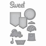Shapeabilities Die D-lites S2-202 Sweet Set