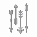 Shapeabilities Die D-lites S1-014 Ornate Arrows