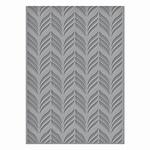 Texture Plate S6-072 Deco Chevron