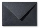 15 Envelop 11,0x15,6 CM Metallic Black