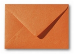 10 Envelop 12x18 CM Metallic Orange Glow
