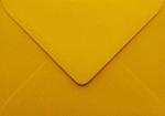 10 Envelop 12x18 CM Fiore Geel