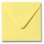 08 Envelop 12x12 cm Roma Kanariegeel