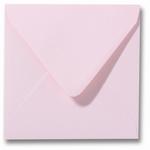 15 Envelop 16x16 cm Roma Lichtroze